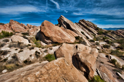 Desert Rock Formations 012 | Wall Art Resource