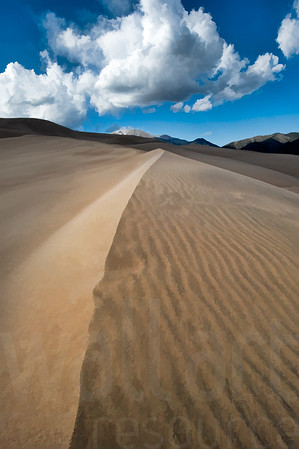 Colorado Sand Dunes 002 | Wall Art Resource