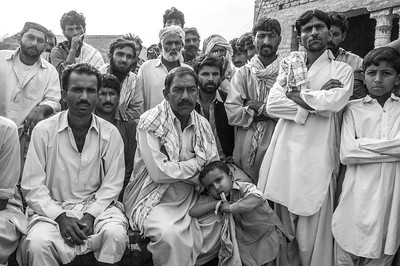 Committee Faces - Sindh Province, Pakistan
