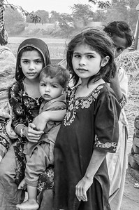 Sisters - Sindh Province, Pakistan