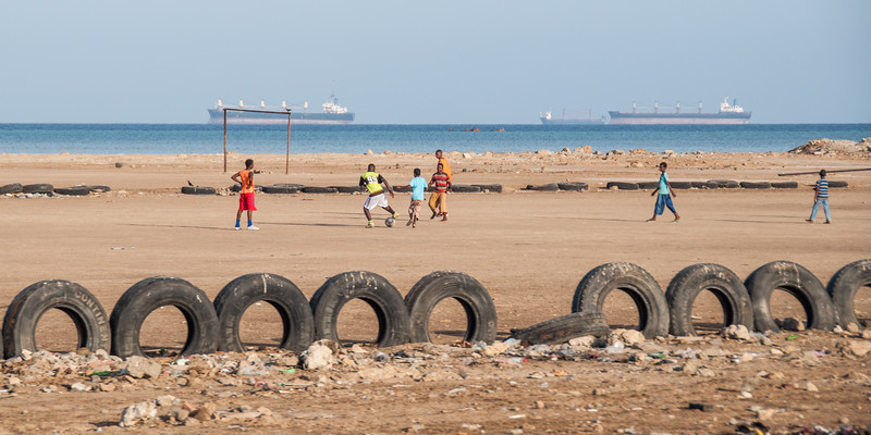 Football - Port Sudan, Sudan