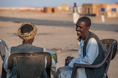 Roadside Cafe  -  Red Sea State, Sudan