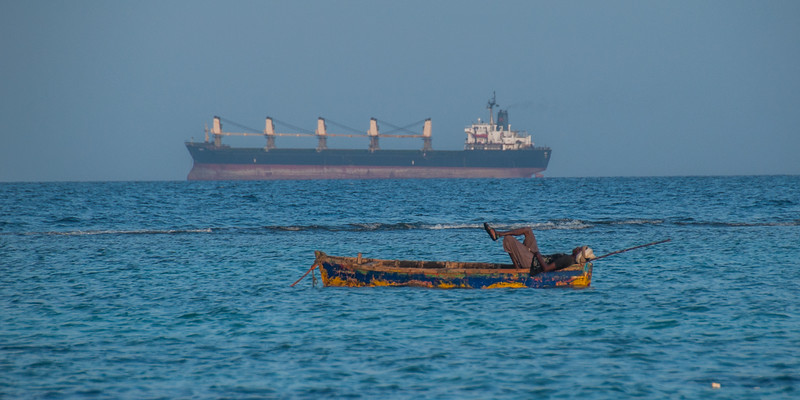 Relative Aspirations - Port Sudan, Red Sea.