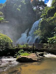 Pha Dok Sieo Waterfall & Rock (Portrait)