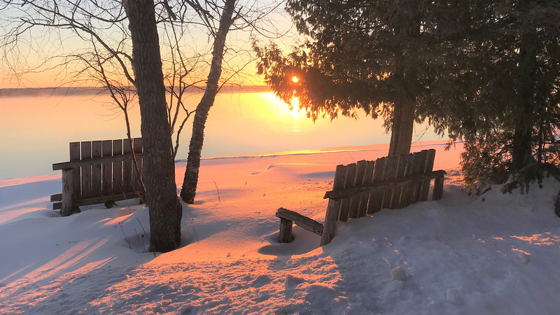 Door County Winter 2019