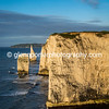 The Pinnacles, Dorset - early morning.