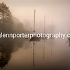 Early morning on the River Frome, Wareham, Doreset.