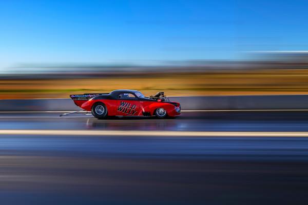 Automotive Event Images Composition