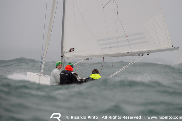 Day 2 of the Cascais Dragon Winter Series - 1st Series