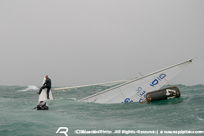 15/11/14 - Cascais (POR) - Cascais Dragon Winter Series - 1st Series - Day 2