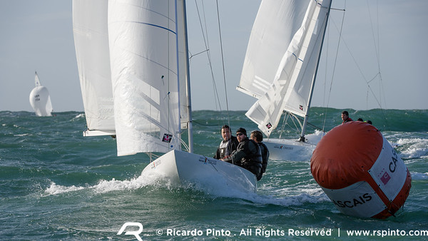 Day 1 of the Cascais Dragon Winter Series - 3rd Series
