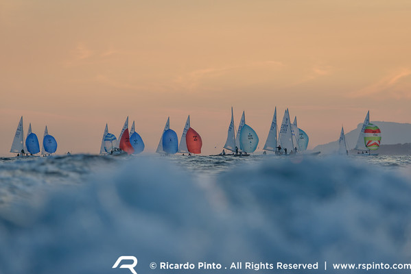 28/03/14 - San Remo (ITA) - Dragon European Championship - Day 4