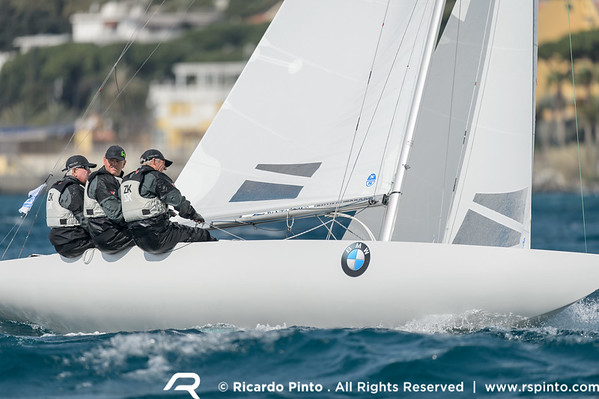 29/03/14 - San Remo (ITA) - Dragon European Championship - Day 5