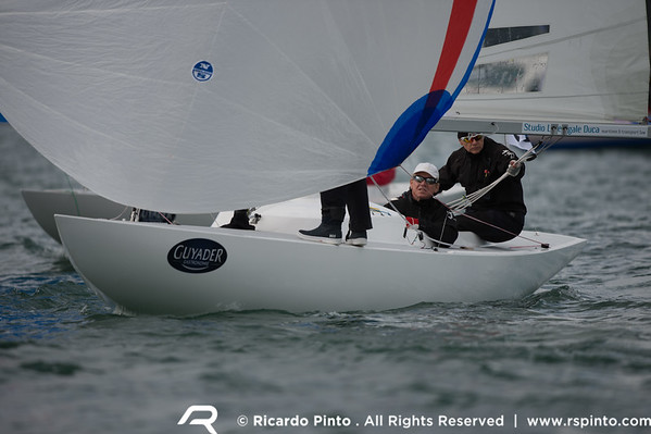 Day 4 of the Dragon Grand Prix Guyader 2015
