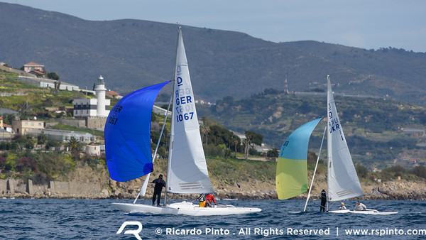 Day 4 of the International Italian Dragon Cup 2015