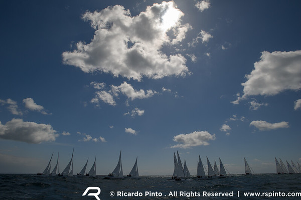 "04/04/2012 - Cascais (PT) - Dragon XVII H.M. King Juan Carlos I Trophy - Day 1 - © Ricardo Pinto -  <a href=""http://www.rspinto.com"">http://www.rspinto.com</a>"