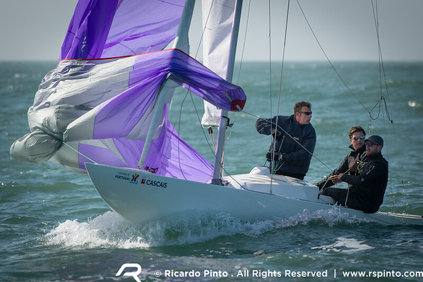 06/03/14 - Cascais (POR) - Dragon King Juan Carlos I Trophy - Day 1