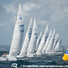 Day 1 of the {Year} Grand Prix Guyader - Dragon Class