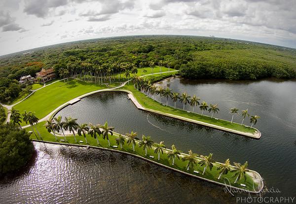 Deering Estate in Miami, Florida