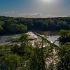 haw river at hwy nc 15 ll april 4, 2020