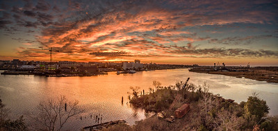 Wilmington, NC Sunrise