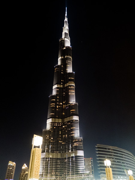 Dubaï Tower