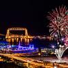 Bentleyville Fireworks