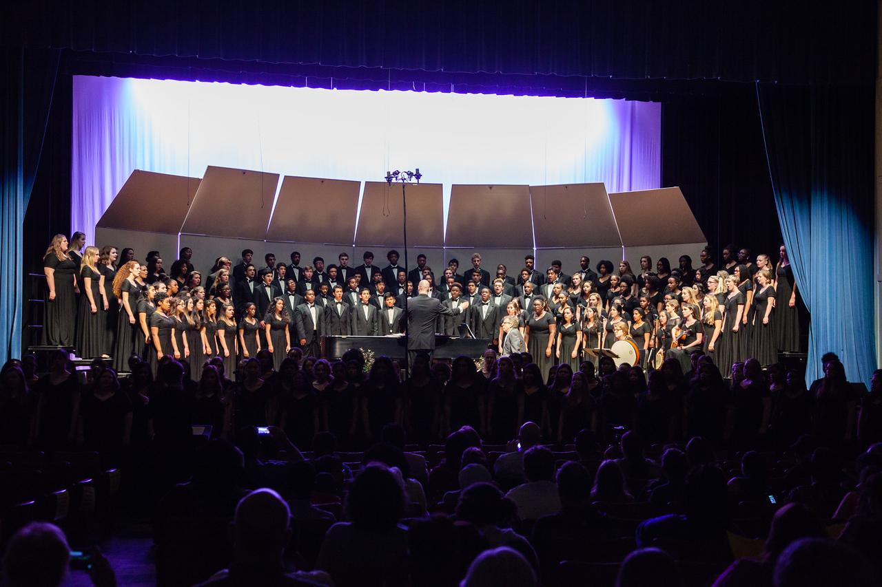 0461 DSA HS Spring Chorus Concert 3-10-16