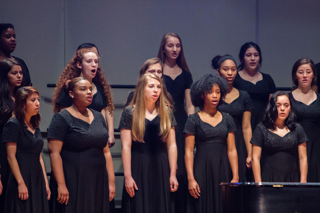 0124 DSA HS Spring Chorus Concert 3-10-16