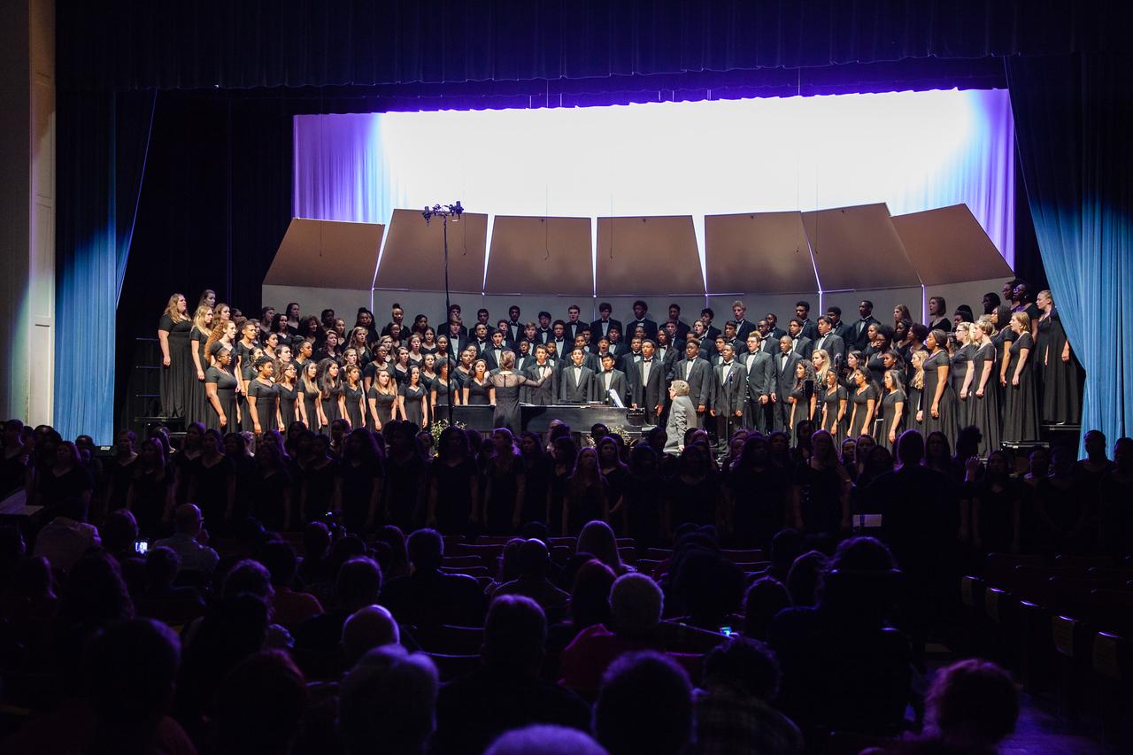 0454 DSA HS Spring Chorus Concert 3-10-16