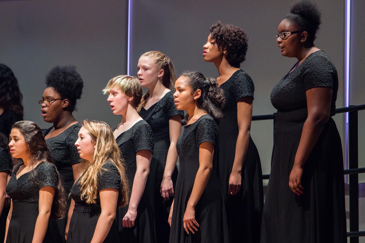 0165 DSA HS Spring Chorus Concert 3-10-16