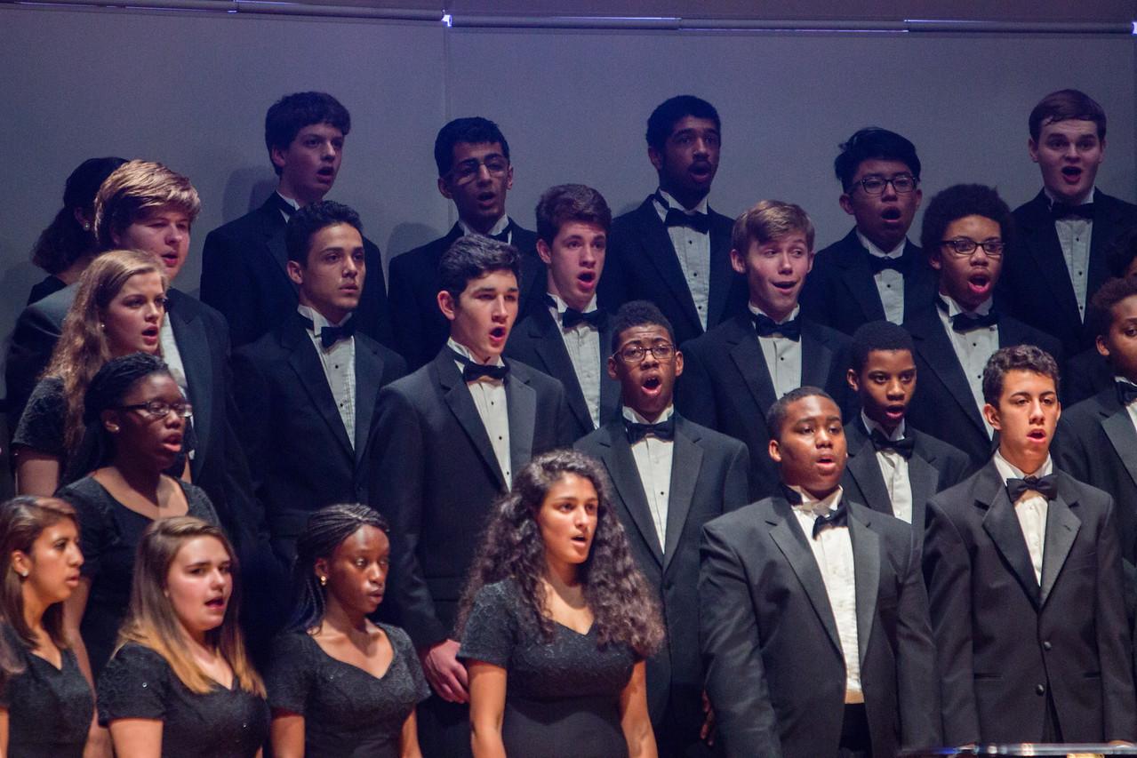 0495 DSA HS Spring Chorus Concert 3-10-16