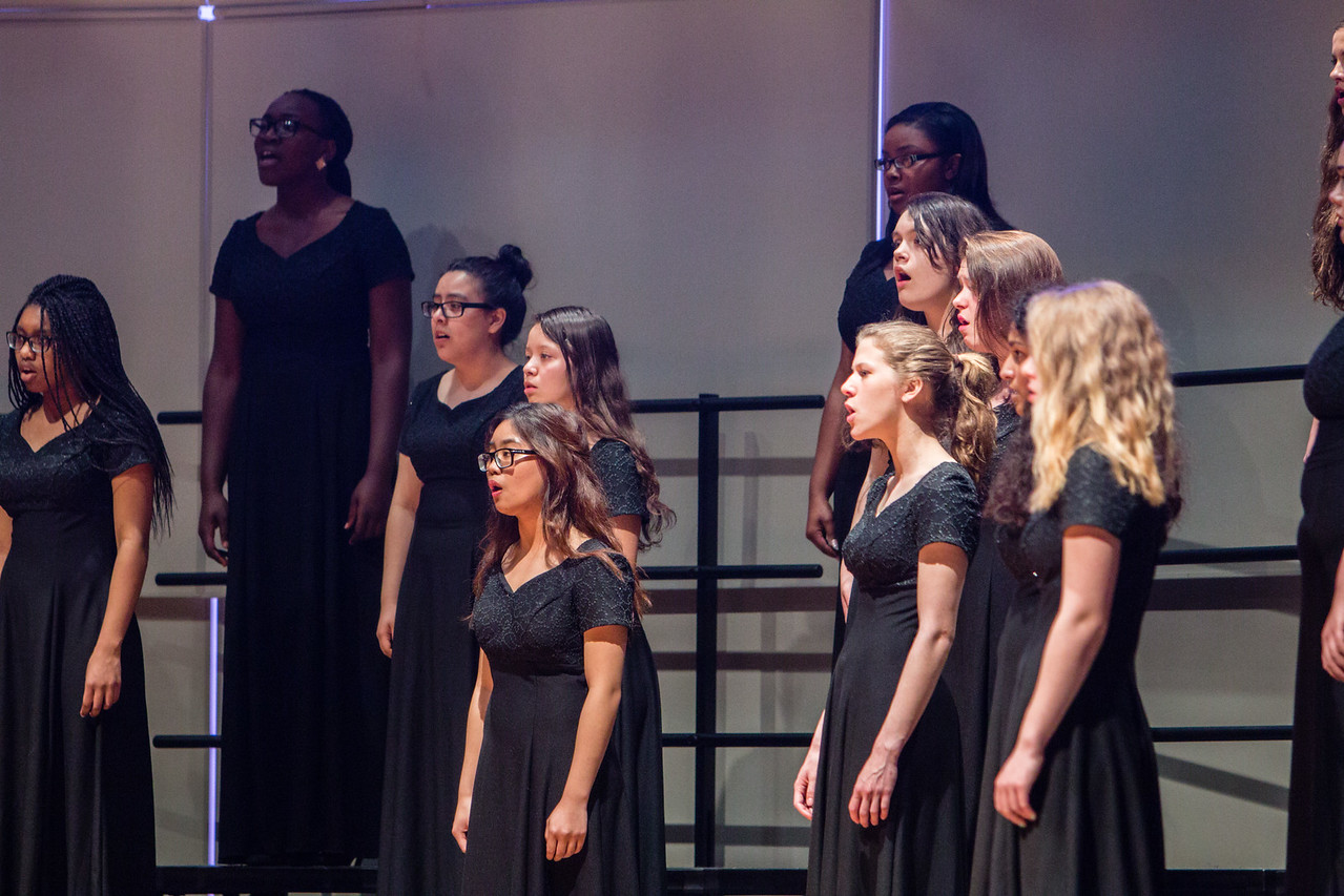 0321 DSA HS Spring Chorus Concert 3-10-16