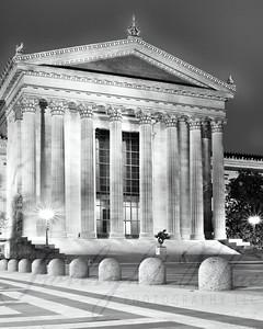Philadelphia Art Museum After Dark