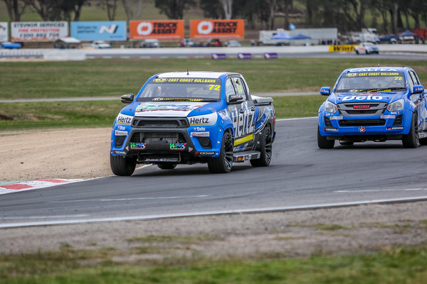 ECB Utes Series - Winton SuperSprint