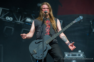 Enslaved - Bloodstock 2015