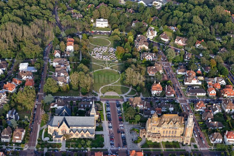 Soirée Blanche Jardin d'Ypres Le Touquet 2015