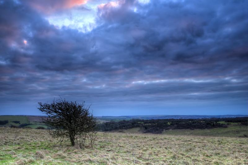 Morning Devil's Dyke