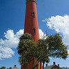 Ponce Point Light, Ponce Inlet, Daytona, Florida