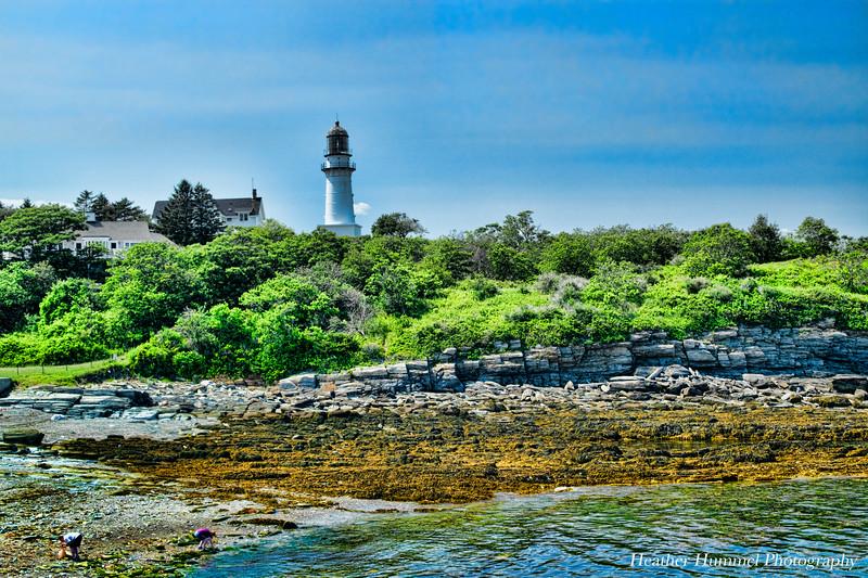 Cape Elizabeth Lighthouse, Maine 2018