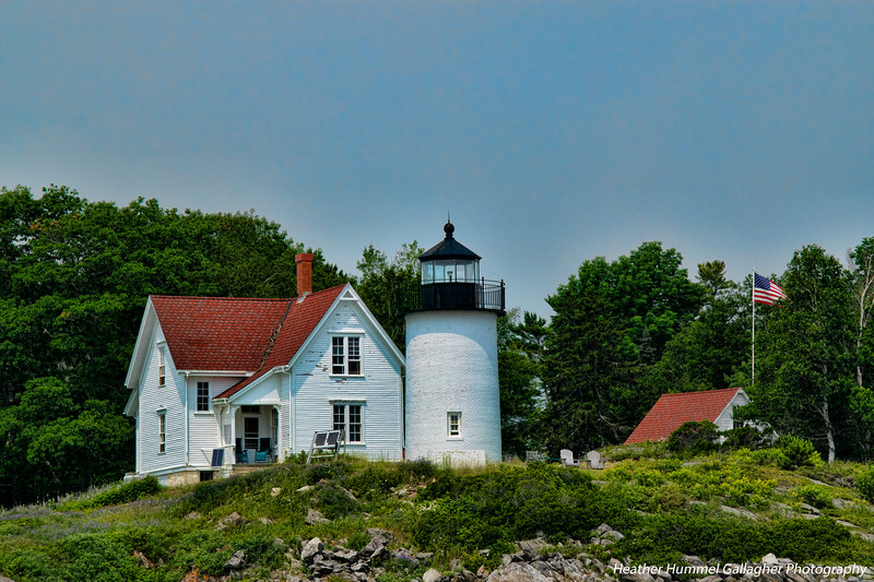 Curtis Island Lighthouse, Camden, Maine 2019
