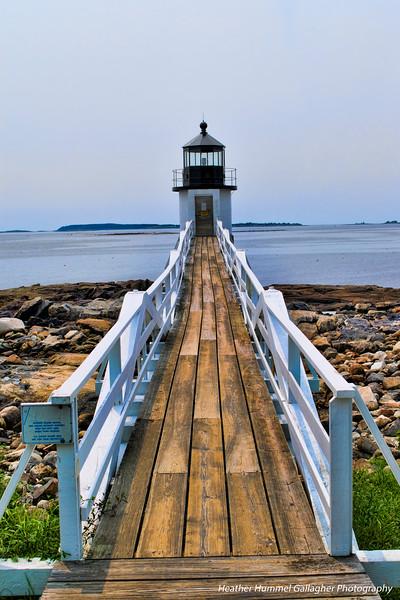 Marshall Point Lighthouse Maine, 2019