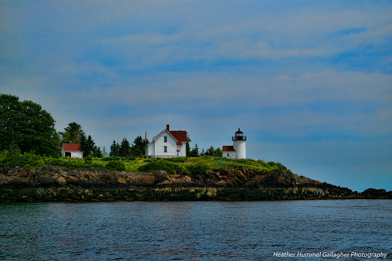 Curtis Island Lighthouse, Camden, Maine 2019