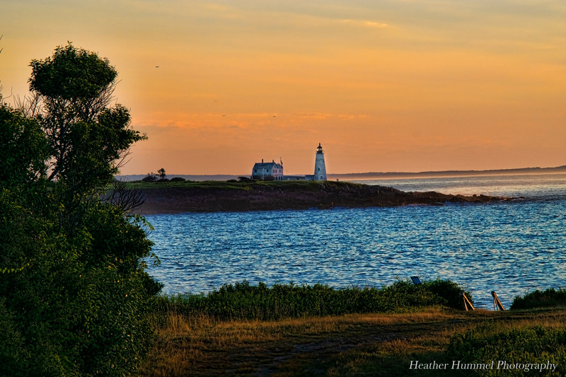 Wood Island Lighthouse, Maine