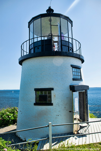 Owls Head Lighthouse, Owls Head, Maine 2019