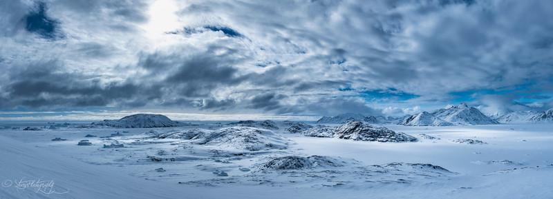 Snow Castle - Tiniteqilaaq, East Greenland 2016