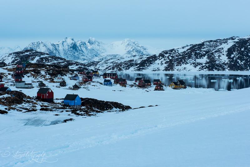 Kulusuk - East Greenland 2016
