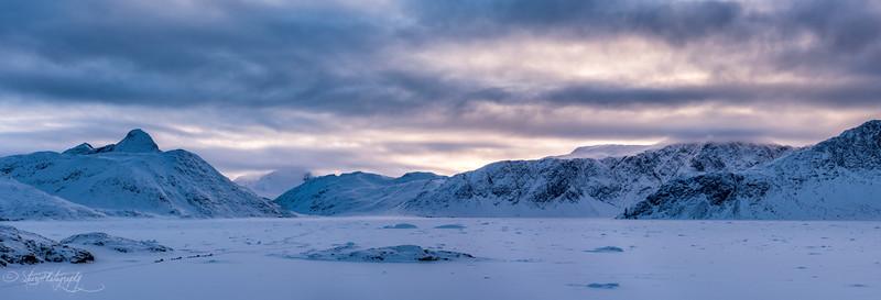 Sunset hunters - Tiniteqilaaq, East Greenland 2016