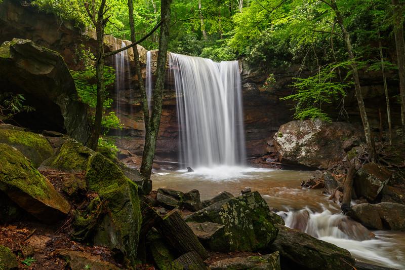 Cucumber Falls 8742