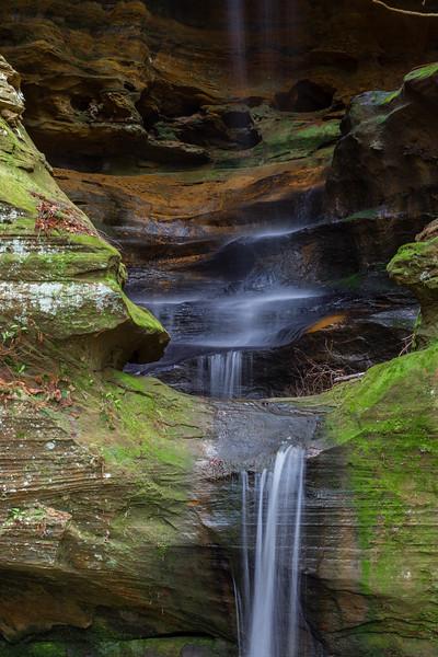Ohio Waterfall 5417